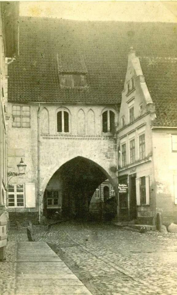 """""""Zur Fähre"""" Hafenkneipe in Stralsund"""